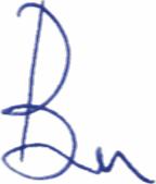 Firma Ben